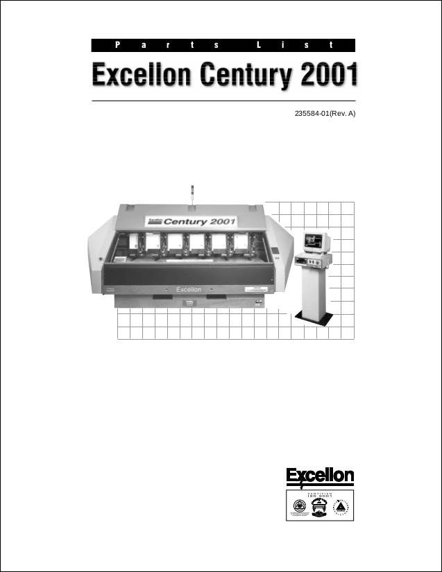 Legacy Parts Catalogs | Excellon Automation